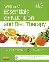 williams essentials of nutrition and t therapy 11e 11th edition