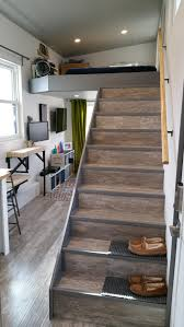 Small Picture 48K Tiny House Comes With Sleek Storage Security System Curbed