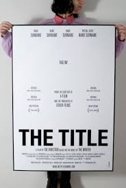Film Picture Template How To Make Movie Posters To Promote Your Film