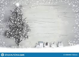Winter Holiday Background With Lights Stock Photo Image Of