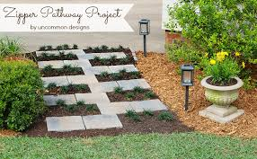 home depot paver stone pathway