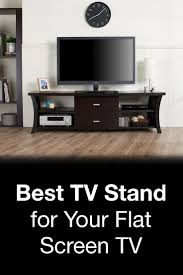 Flat Screen Tv Console 6 Tips For Choosing The Best Tv Stand For Your Flat Screen Tv