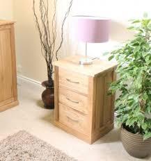 quick view mobel oak three drawer lamp table natural solid oak mobel solid oak dvd