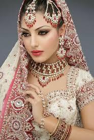 traditional indian wedding makeup beautiful portrays elegance