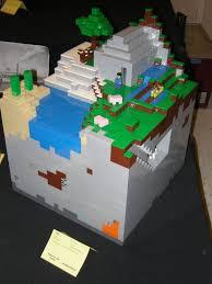 Real Life Lego House Lego Minecraft Stampylonghead Lego Minecraft Lego And Etsy