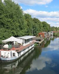 Pictures Of Houseboats The Houseboats Of Hamburg All Things Environmental