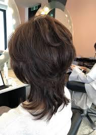 40代50代60代ヘアスタイル髪型ミディアム 表参道青山美容室40