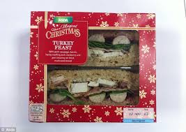 asda has three of the four unhealthiest sandwiches on shelves right now according to