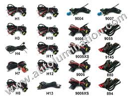 24 volt hid conversion kits hid relay harnesses xenon lights h1 h3 h4 h7 h8 h9 h10 h11 h12 h13 9005 9006 9007 9004 relay for