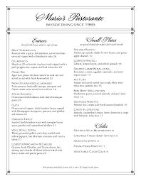 Fancy Restaurant Menu Fine Dining Menu Templates With Elegant Style Musthavemenus