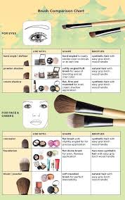 makeup brushes with what s