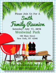 Family Reunion Flyers Templates 10 700 Family Reunion Event Template Customizable Design