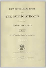 FORTY-SECOND ANNUAL REPORT OF THE PUBLIC SCHOOLS OF THE PROVINCE OF ...