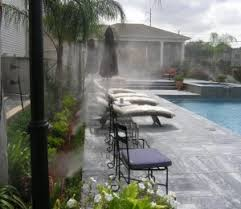 Patio Heaters  Misting Systems  PatioWow  HomeBackyard Misting Systems