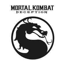 Mortal Kombat Deception Logo | DIY Projects | Pinterest | Mortal kombat