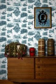Timorous Beasties Wallcoverings - Edinburgh Toile