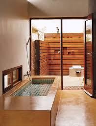 Exotic Bathroom by Dry Design by Architectural Digest AD, African ...