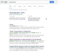 google search results 2015. Brilliant Google Tweets Now Appear In Google Search Results In Search Results 2015