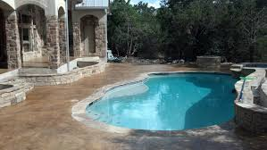 pool deck resurfacing ideas our work easter concrete construction