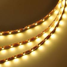 over cabinet led lighting. LEDwholesalers 16.4 Feet (5 Meter) Flexible LED Light Strip With 300xSMD3528 And Adhesive Back, 12 Volt, Warm White 3100K, 2026WW-31K Over Cabinet Led Lighting T