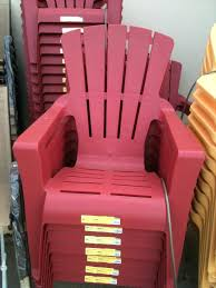 brown plastic adirondack chairs outdoor poly recycled plastic