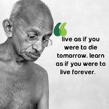 Ghandi Quote Extraordinary Mahatma Gandhi S Quote On Success 48 Inspirational Quotes By
