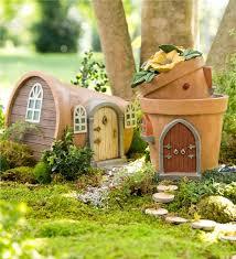 fairy garden pots. Main Image For Miniature Fairy Garden Solar Flower Pot Home Pots