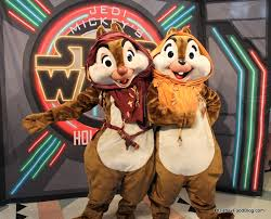 ewok chip and dale