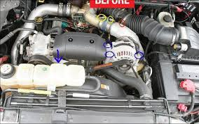 Ford F150 F250  Replace Power Steering Fluid How To   Ford Trucks besides Excursion Power Steering Pressure Line Hoses   Best Power Steering besides  likewise Ford Power Steering Teflon Seal Install No Special Tools   YouTube furthermore Excursion Power Steering Pressure Line Hoses   Best Power Steering together with  besides 7 3 powerstroke wiring diagram   Google Search   work crap likewise power steering pump remove and replace 1990 to 2000 ford f 250 likewise power steering leak power brakes lost   Diesel Bombers also power steering leak power brakes lost   Diesel Bombers together with F250 power stearing leak   YouTube. on 2001 ford excursion power steering diagram