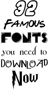 best images about card making fonts and handwriting 32 famous fonts you need to immediately