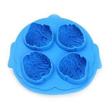 novelty 3d large round shape freeze brain silicone sphere ice cube ball maker round ice tray