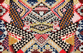 Patterned Magnificent Patterned Floor Mats By Domestic Construction Design Milk