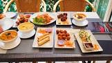 bahia mar resort s caribe asian spring rolls