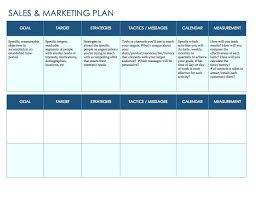 Sales Marketing Daily Planner Template Action Plan Free