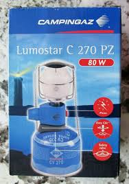 Campingaz Lumostar C270 Pz Portable Lamp Lantern France