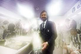 This video is provided and hosted by a 3rd party server.soccerhighlights helps you discover publicly available material throughout the internet and as. Pirlo Lifting Trophy As A Coach Better Than As A Player Black White Read All Over