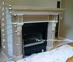 how to build a mantle how to build a fireplace mantel from scratch how to build how to build a mantle