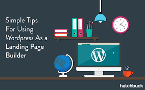 How To Design A Page How To Use Wordpress As A Landing Page Builder
