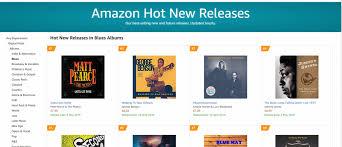 Amazon Music Charts Albums Gotta Get Home Album Hits 1 In Amazon Blues Chart Matt