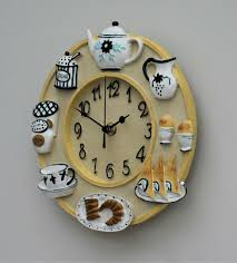 wall clock kitchen school office home