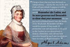 Abigail Adams Quotes Inspiration Abigail Adams Quote Poster Remember The Ladies TpT