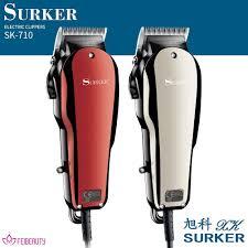 Hàng Mới Về) Tông Đơ Cắt Tóc Mini Febeu Surker Sk-710 Tiện Dụng giảm chỉ  còn 279,760 đ