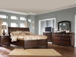 King Sleigh Bed Bedroom Sets Porter King Sleigh Bed Item Series B697 Ogle Furniture