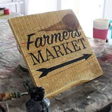 for a more vintage look use your sander and lightly distress the edges as well as your entire wood sign