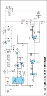 temperature controlled ering iron eeweb community temperature controlled ering iron circuit diagram