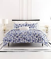 kate spade new york garden rose fl cotton twill comforter mini set
