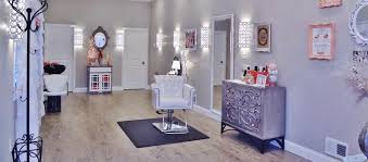 Home Salons Where Passion And Convenience Collide Simple Home Salon Furniture
