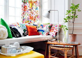 colorful living rooms. Colorful Living Room Curtains With Enchanting Modren Decor Bright Pink Rooms