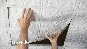 decorative ceiling tiles. Fasade Decorative Ceiling Tiles