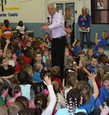 Channel 4 Chief Meteorologist Visits Kelley Smith - News